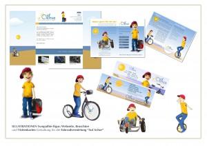 Auf Achse - Die Fahrradvermietung in Dangast
