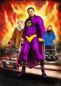 G-Man A4-Zeichnung2