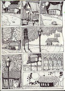 9 Ansichten Kurhaus Dangast